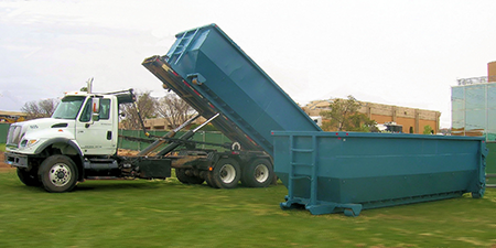 dumpster rental in Rankin Texas